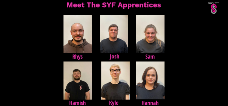 Meet The SYF Apprentices