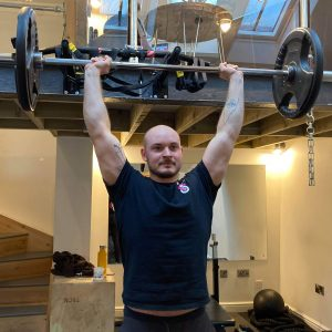 PT Personal Training Weightlifting