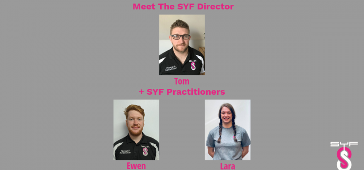 About The SYF Director & Practitioners
